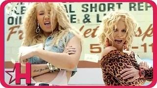 Iggy Azalea & Britney Spears' 'Pretty Girls' Music Video is 80s Awesomeness!