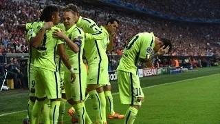 Bayern Munich vs Barcelona 3-2 | RESUMEN GOLES | 12/05/2015