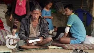 Nepal Earthquake 2015: Life on the Edge in Rural Nepal