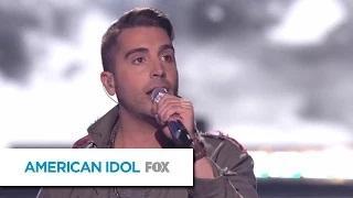 Coronation Song: Nick Fradiani, 'Beautiful Life' - AMERICAN IDOL XIV