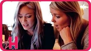 Hilary Duff's 'Sparks' Music Video Tinder Dates