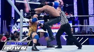 Ryback vs. Seth Rollins: WWE SmackDown, May 14, 2015