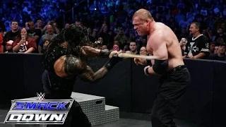 Roman Reigns vs. Kane: WWE SmackDown, May 14, 2015