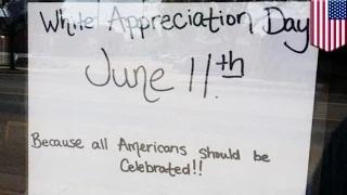 White Appreciation Day at BBQ joint means discount meat for white people, others angry