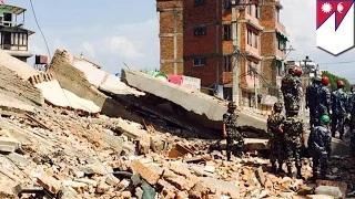 Nepal earthquake: 7.3 magnitude quake strikes Nepal, at least 42 dead