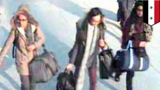 Teen ISIS Brides: Three UK teen girls may be on the lam from their militant hubbies