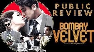 Bombay Velvet Public Review - Ranbir, Anushka, KJoBombay Velvet | Public Review | Ranbir, Anushka, KJo
