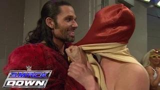 Adam Rose informs the Rosebuds that the party is over: WWE SmackDown, May 14, 2015