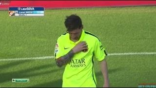 Atletico Madrid vs Barcelona 0-1 (La Liga 2015) Barcelona Campeon de Liga HD