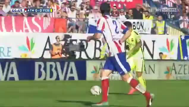 Atletico Madrid vs Barcelona 0-1 Goles Resumen All Goals & Highlights Barcelona Campeon de Liga
