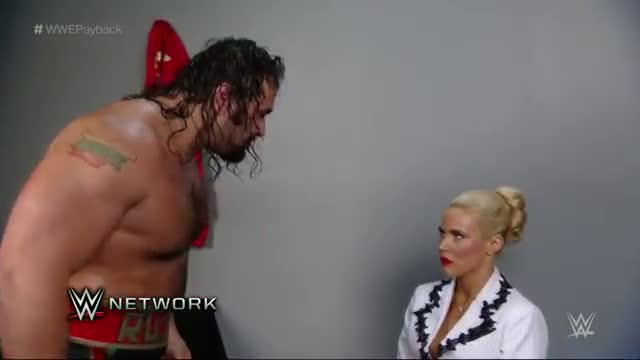 Rusev is furious with Lana after losing to John Cena: WWE Payback 2015