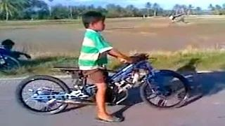 Youngest Dragbike Racers that can beat MotoGP Marc Marquez anytime soon!