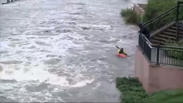 Heavy Rains Cause Colo. Flooding Concerns