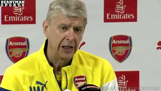 Arsene Wenger Coy On Moves For Raheem Sterling & James Milner