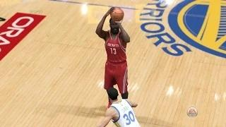 NBA West Finals 2015 - Houston Rockets vs Golden State Warriors - Game 1 - Halftime - LIVE 15 - HD