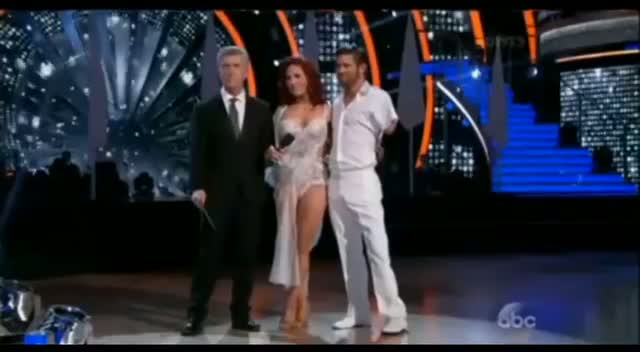 Noah Galloway & Sharna 'Cha-cha-cha/Argentine tango' - Dancing With The Stars 2015 Finale