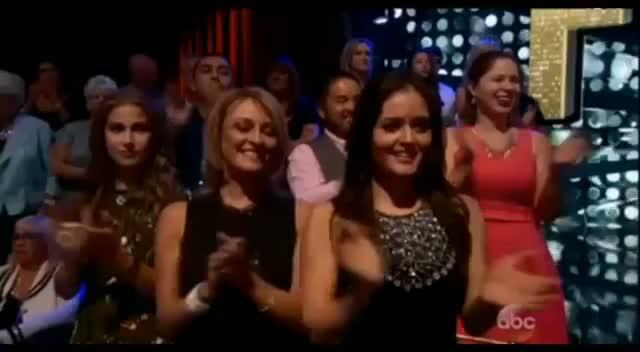 Riker Lynch & Allison 'Salsa/Quickstep' - Dancing With The Stars 2015 Finale