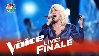 The Voice 2015 Meghan Linsey - Live Finale: 'Change My Mind'