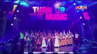 Finalists Perform Together For Opening Act - Asia's Got Talent Grand Final Results Show