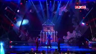 Grand Illusionist Cosentino's Disappearing Act - Asia's Got Talent Grand Final Results Show