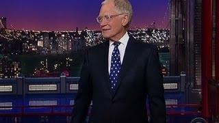 David Letterman Leaves Late Show Video