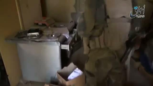Militant video said to show IS near Palmyra
