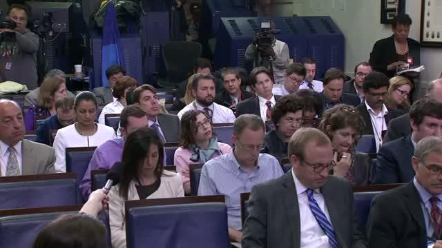 Cuban Journalists Make White House Stop