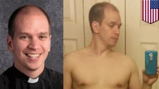 Gay pastor exposed: Matthew Makela's gay Grindr hook-up app profile exposed