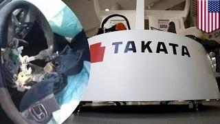 Airbag recall: Takata admits airbag defects, recalls 34 million cars in US