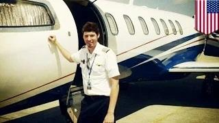 Palo Alto pilot steals plane from airport and disappears over the Pacific Ocean