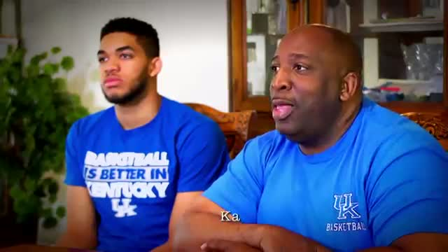 NBA Rooks: Karl-Anthony Towns' High School Memories