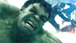 Avengers: Age of Ultron Featurette - Opening Battle (2015) Robert Downey Jr Marvel Movie HD