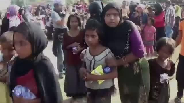 170 Migrant Children Arrive in Indonesia Alone