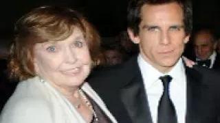 Anne Meara Died .. Actress Anne Meara Mom of Ben Stiller Dead at 85 -- RIP Anne Meara