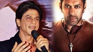 Shah Rukh Khan Promotes Salman Khan's Bajrangi Bhaijaan