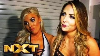 NXT BreakDown featuring Emma and Dana Brooke
