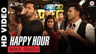 Happy Hour Song - ABCD 2 (2015) - Prabhu Dheva - Varun Dhawan | Mika | Sachin – Jigar