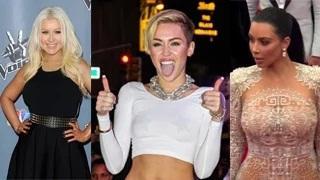 Eminem's Top 5 Celebrity Disses- Miley Cyrus, Kim Kardashian And More