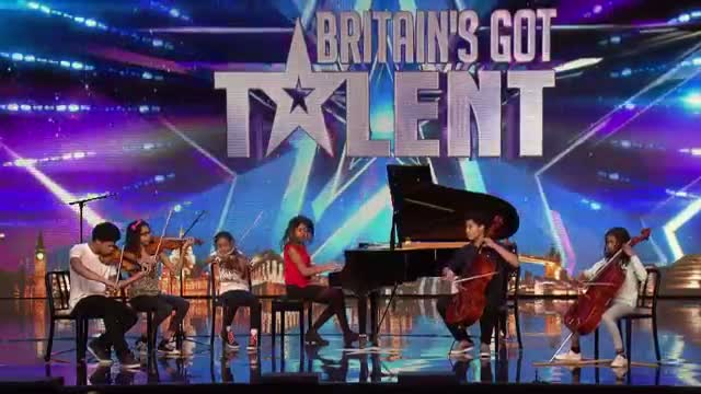 Musicians The Kanneh-Masons are keeping it in the family - Britain's Got Talent 2015