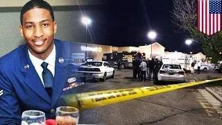 Deadly Walmart shooting suspect kills one and injures another before killing self