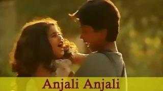 Anjali Anjali - Tamil Song - Revathi, Raghuvaran, Baby Shamili - Anjali
