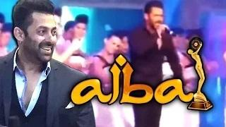 Salman's Electric Performance At 'AIBA 2015'