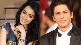 Shahrukh Khan promotes Salman Khan's Film Bajrangi Bhaijaan, Shraddha Kapoor rejects Priyanka Chopra