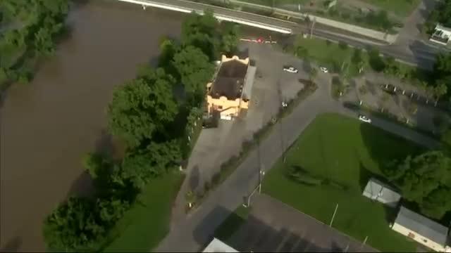 Texas Flood Search Continues, More Rain Due
