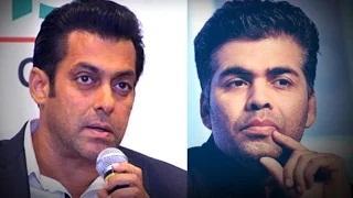 Salman Khan TAUNTS Karan Johar Over Shuddhi