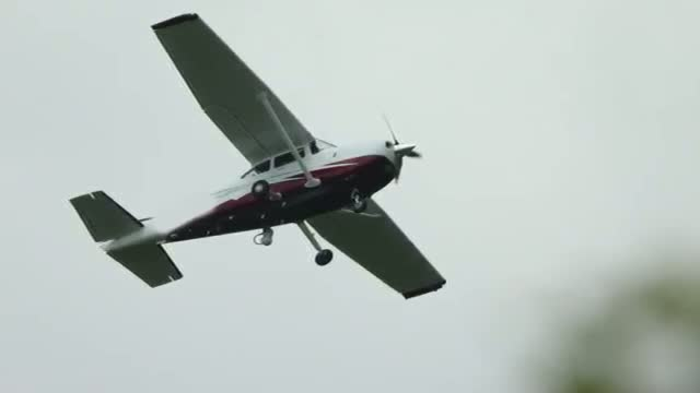 FBI Behind Mysterious Surveillance Aircraft