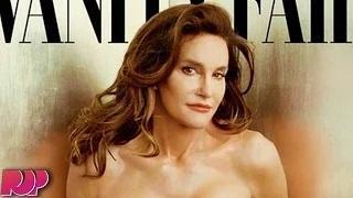 Caitlyn Jenner (Formerly Bruce Jenner) On Vanity Fair Cover