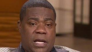 Tracy Morgan gives first TV interview since accident