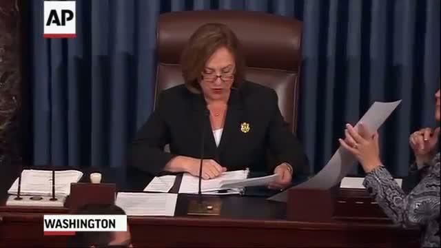 NSA Surveillance Bill Clears Hurdle in US Senate