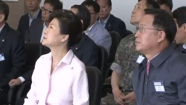 South Korea Launches Test Ballistic Missile